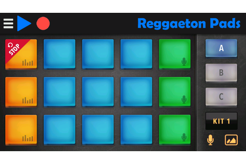 Reggaeton Pads 1.8 APK Download - Android Music Games