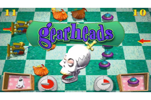 Gearheads - Wind up and do battle with wacky toys on Mac ...