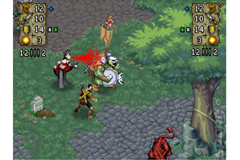 Screens: Mage Knight: Destiny's Soldier - DS/DSi (17 of 18)