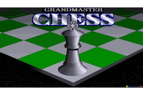 Grandmaster Chess gameplay (PC Game, 1992) - YouTube