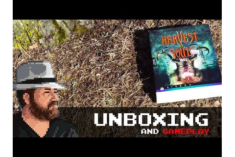 Shivers II: Harvest of Souls - Unboxing + Gameplay - YouTube
