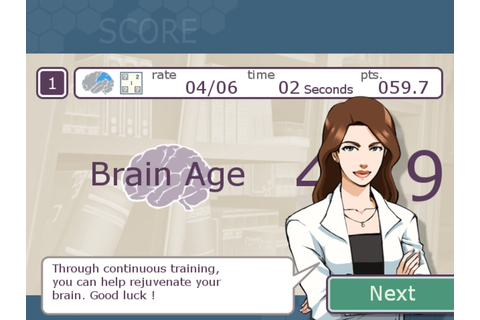 Brain Exercise with Dr. Kawashima - Download