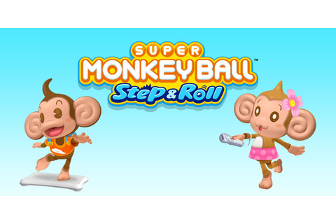 Super Monkey Ball Step & Roll | Wii | Games | Nintendo