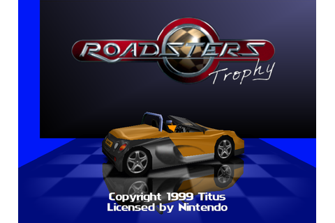 Roadsters Download Game | GameFabrique