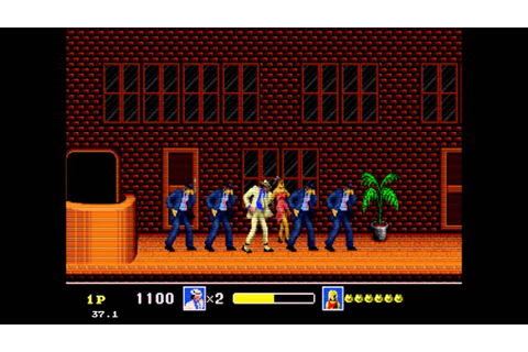 Michael Jackson Moonwalker Game Sega System - YouTube