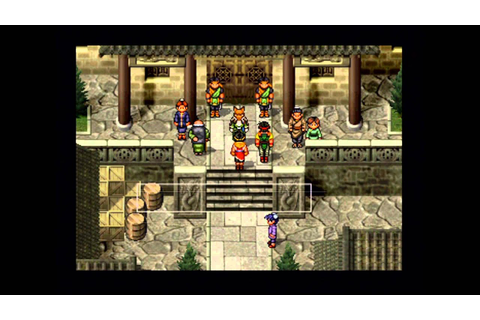 Let's Play Genso Suikoden II, Episode 11, Two River City ...