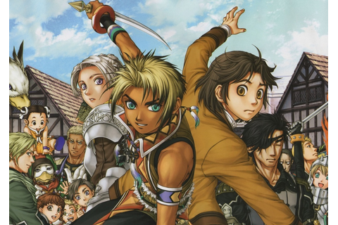 Retro Review: Suikoden III (Sony PlayStation 3 ...