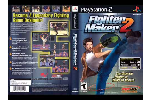 FIGHTER MAKER 2 FREE DOWNLOAD UPDATED 2014 - YouTube