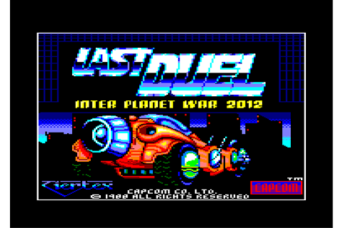 Download Last Duel: Inter Planet War 2012 - My Abandonware
