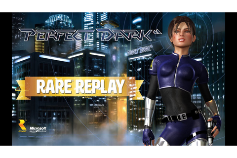 Perfect Dark Game Movie (Rare Replay) All Cutscenes HD ...