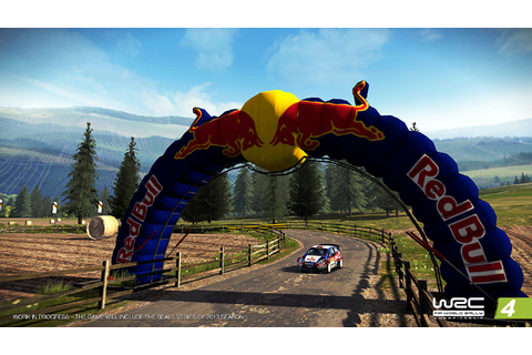 WRC 4: FIA World Rally Championship