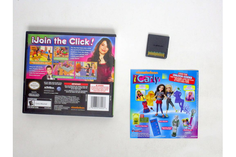 iCarly 2: iJoin the Click! game for Nintendo DS | The Game Guy