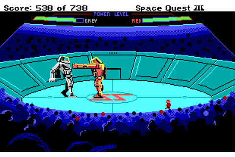 Space Quest III: The Pirates of Pestulon Screenshots for ...
