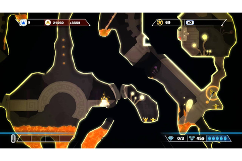 Pixeljunk Shooter Ultimate: Lights Out - Reactive Relics ...