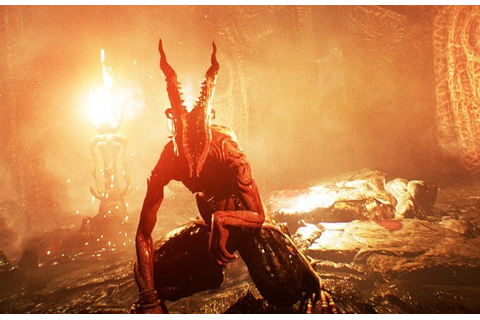 Agony Preview: A First-Person Journey Through Hell ...