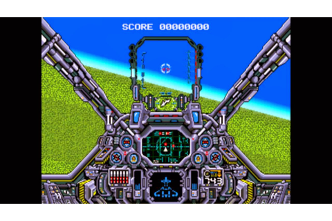 Retro Video Games Zone!: Air Diver Genesis Review
