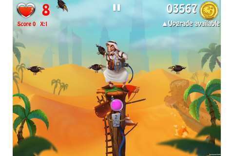 ARABIAN HEROES – FREE English and Arabic iOS and Android Game