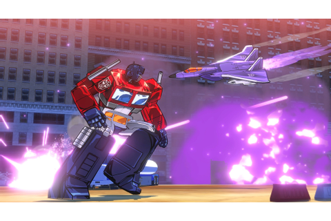 Release date listed for Transformers Devastation - Game ...