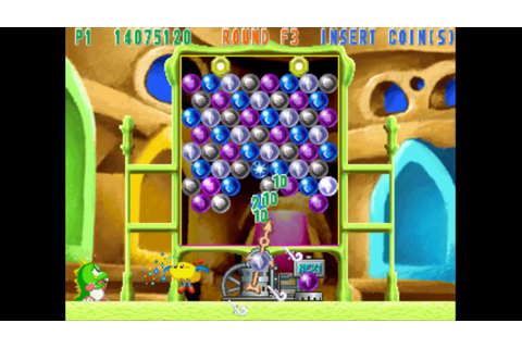 Super Puzzle Bobble (Arcade, 1999) (1cc) - YouTube