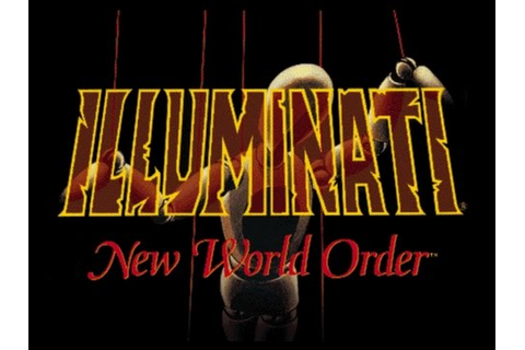 Illuminati: New World Order ~ The Card Game Of Hidden ...