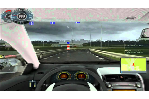 City Car Driving gameplay - YouTube