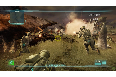 Tom Clancy Ghost Recon Advanced Warfighter Free Download ...