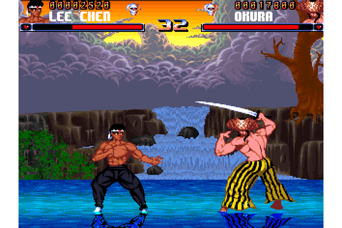 Dazeland : Jeux Amiga : Shadow Fighter