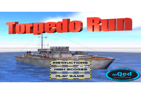 TorpedoRun Naval Combat Arcade Action Game - QED Gaming