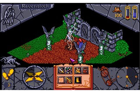 Hero Quest II: Legacy of Sorasil (Amiga) Game Download