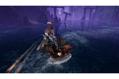 Fast-Paced Naval Combat Game, Maelstrom, Setting Sail for ...