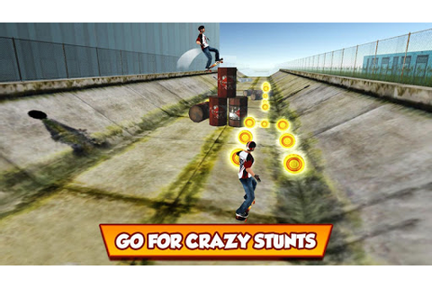 Download Street Skateboard Skating Game Google Play ...