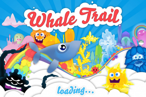 Whale Trail is the Fun New Game You Need for Your iPhone ...