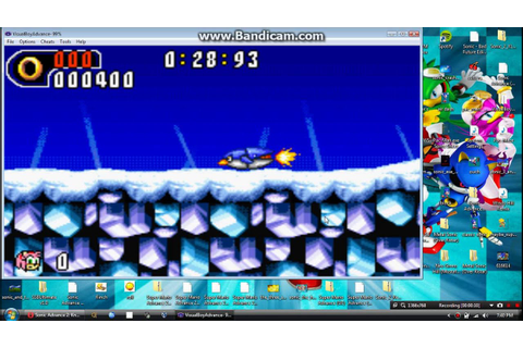Sonic Advance 2: Amy Game Over - YouTube