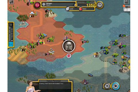 Review: Demise of Nations | Strategy Gamer