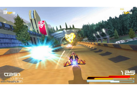 PS2 Games For PC: Wipeout Pure, Download Wipeout Pure For PC