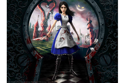 HQ Wallpapers: Alice Madness Returns Pictures