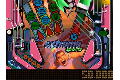 DOS Game: Pinball Illusions - YouTube
