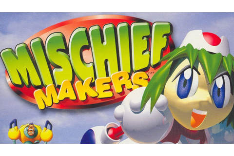 CGRundertow MISCHIEF MAKERS for N64 / Nintendo 64 Video ...