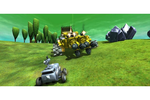 TerraTech: Build A Tank, Kill Other Tanks | Rock Paper Shotgun