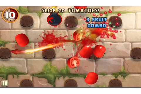Fruit Ninja Puss in Boots - Android new high score! - YouTube