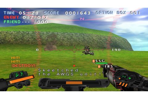 PS2 Gungriffon Blaze - YouTube