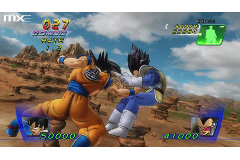 Dragon Ball Z for Kinect - Saiyan Saga HD - YouTube