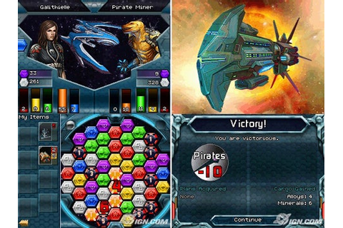 Puzzle Quest: Galactrix Review - IGN