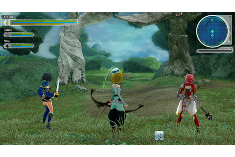 Sword Art Online: Lost Song has custom character creation ...
