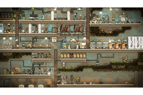 Oxygen Not Included - Oxygen Not Included