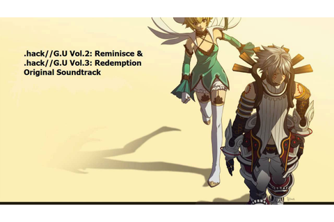 .hack//G.U GAME MUSIC OST 2 - The Creator's Question - YouTube