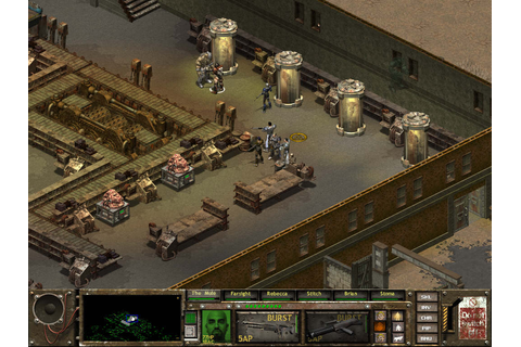 Fallout Tactics - Full Version Game Download - PcGameFreeTop