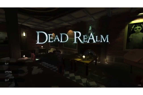 Dead Realm Game Review (Not Really) - YouTube