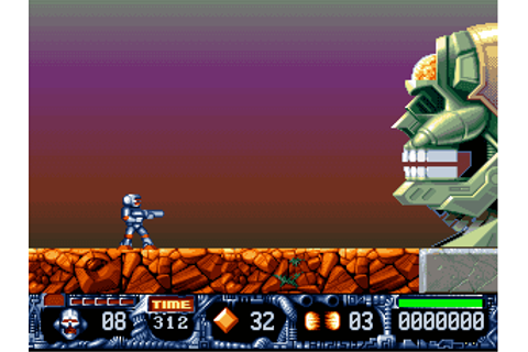 Download Turrican II: The Final Fight - My Abandonware