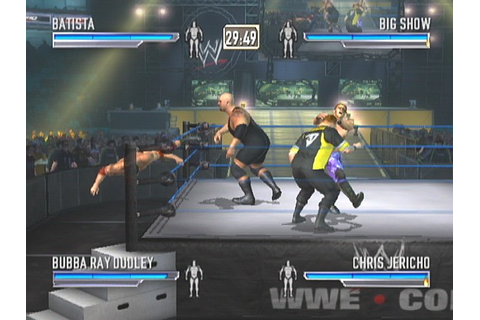 Screens: WWE Wrestlemania 21 - Xbox (7 of 45)